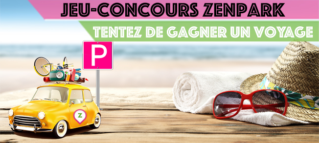 encart promotionnel de l'offre OP Lisbonne 2018 - Parkings