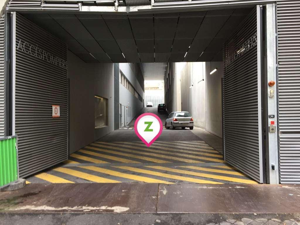 Parking porte d 39 orl ans ratp centre bus paris 14 - Parking paris porte d orleans ...