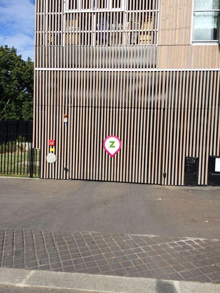 Parking porte d 39 italie parc kellermann paris 13 - Parking paris porte d orleans ...