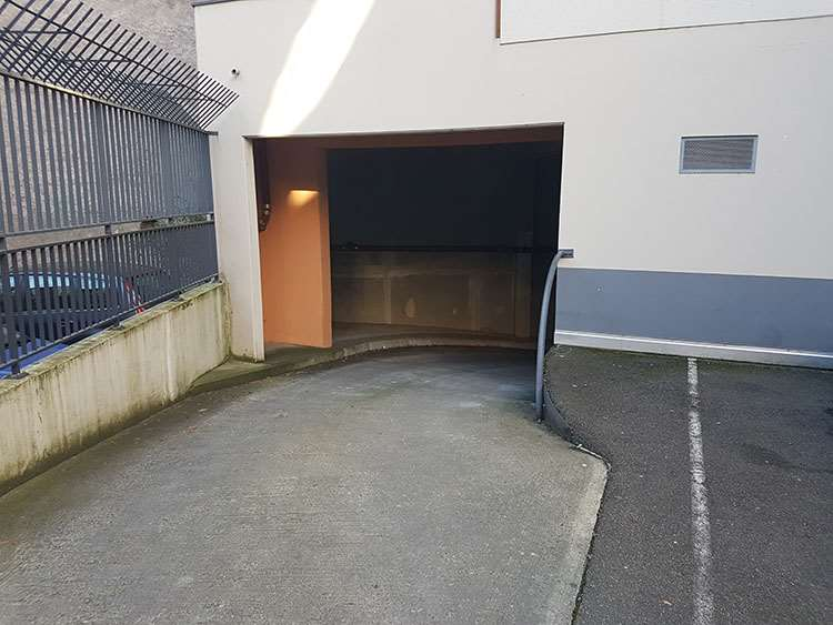 parking strasbourg gare