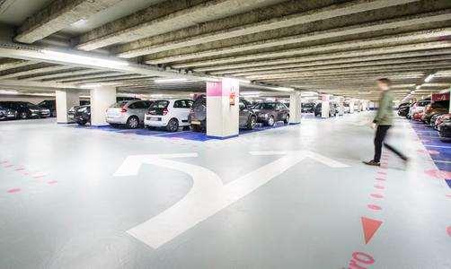 Parking porte d 39 orl ans saemes paris 14 zenpark - Parking paris porte d orleans ...
